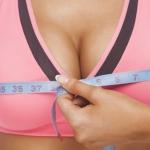 Грудь при похудении