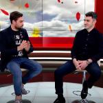 Владислав Григорянц в программе «Стол заказов» на телеканале RUTV