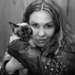 Московская певица Елена Демидова