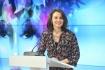 Приветственную речь говорила Наталья Мантурова