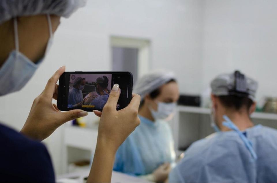 Пластическая хирургия и соцсети