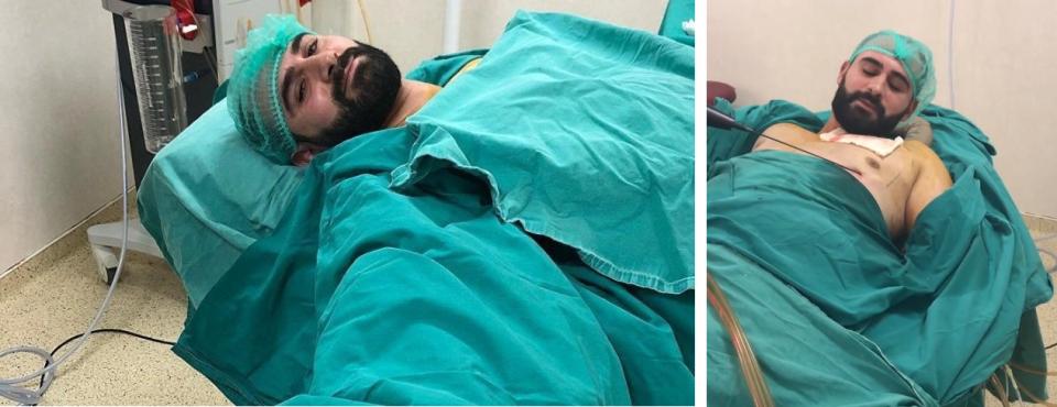 Пластический хирург Мубариз Мамедли
