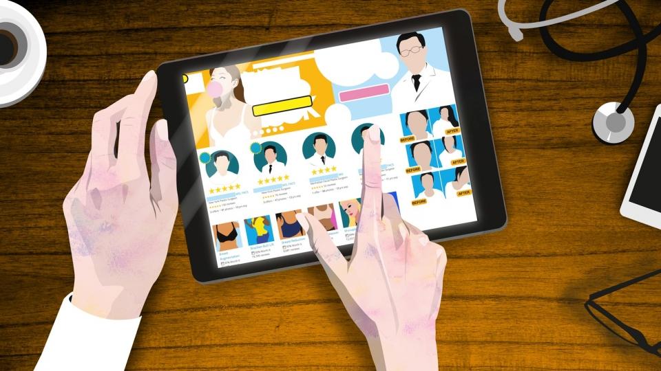 Социальные сети продолжают влиять на развитие пластической хирургии