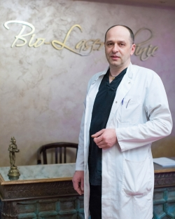 Пластический хирург Дмитрий Николаевич Ковынцев
