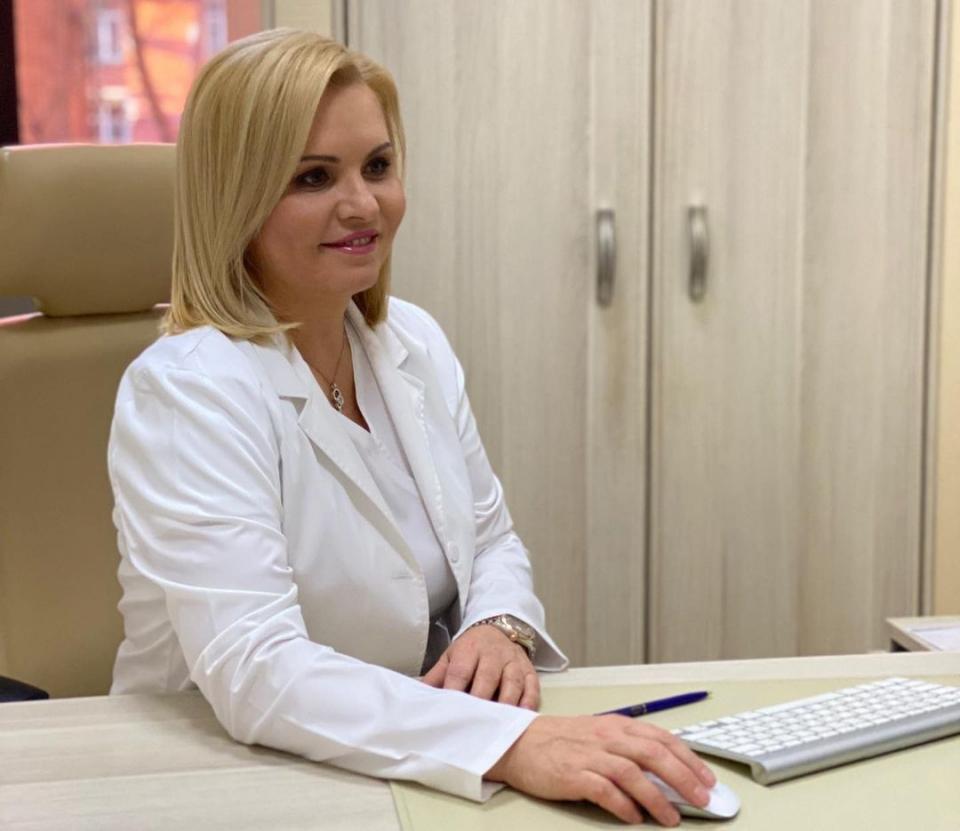 Светлана Пшонкина асимметрия груди